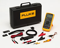 Fluke 88V/A Automotive Meter Combo Kit from SYNERGIX INTERNATIONAL