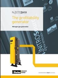 Parker Nitrogen Generators dubai