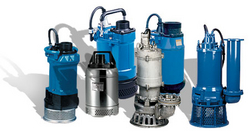 Submersible pumps supplier UAE from ADEX INTERNATIONAL