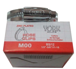 York Hose Clips from AL YOUSUF GENERAL TRADING LLC