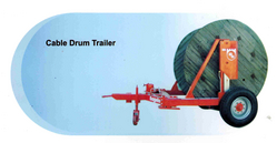 CABLE DRUM TRAILER  from EXCEL TRADING COMPANY - L L C