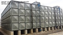 GRP PANEL WATER TANK SUPPLIER IN DUBAI from Steadfast Global