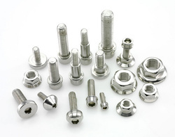 STAINLESS STEEL NUTS & BOLTS from KRISHI ENGINEERING WORKS
