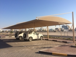 PYRAMID SHADES IN UAE from DOORS & SHADE SYSTEMS