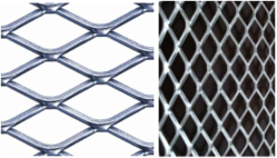 Stainless Steel Expended Mesh from SAFARI METAL TRADING LLC