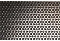 Mild Steel Perforated Sheet from SAFARI METAL TRADING LLC