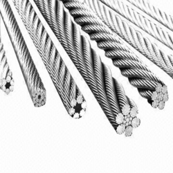 STAINLESS STEEL WIRE ROPES IN UAE from HAMZA MAROOF TRADING LLC