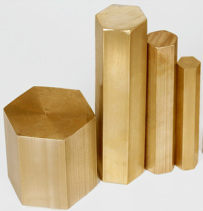 Brass Hexagonal Bar from SAFARI METAL TRADING LLC