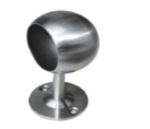 Stainless Steel Round End Post from SAFARI METAL TRADING LLC