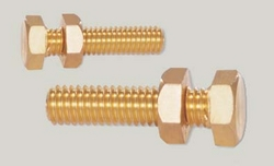 brass nut - bolt  from KRISHI ENGINEERING WORKS