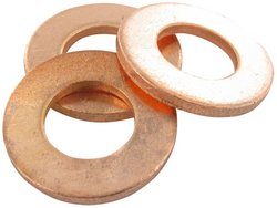 brass washer from KRISHI ENGINEERING WORKS