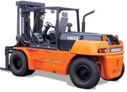 Doosan D110S-5 Diesel Forklift
