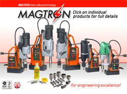 MAGTRON MAGNETIC DRILL UNITS IN UAE from ATAD INTERNATIONAL