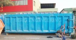Storage Tank manufacturers Sharjah from BERG ENGINEERING CO LLC