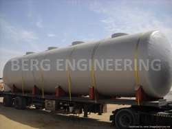 CYLINDRICAL TANK SUPPLIERS from BERG ENGINEERING CO LLC