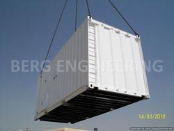 RECTANGULAR TANKS IN UAE from BERG ENGINEERING CO LLC
