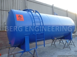 ABOVEGROUND TANKS from BERG ENGINEERING CO LLC