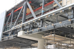 STRUCTURAL STEEL WORKS from BERG ENGINEERING CO LLC