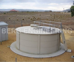 BOLTED WATER TANK UAE