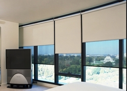 roller blinds suppliers in dubai from DOORS & SHADE SYSTEMS