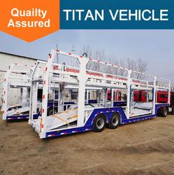 TITAN Car Carrier Trailer