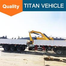 XCMG 10 tons hydraulic telescopic boom truck moun