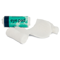 Eye Pad Dressings from ARASCA MEDICAL EQUIPMENT TRADING LLC
