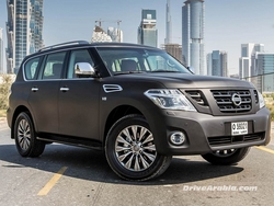 NISSAN PATROL SUPPLIERS from AUTO ZONE ARMOR & PROCESSING CARS LLC