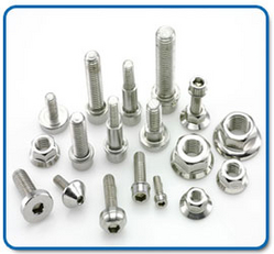 Alloy Steel Fasteners from VISION ALLOYS