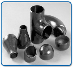 Carbon Steel Buttweld Fittings from VISION ALLOYS
