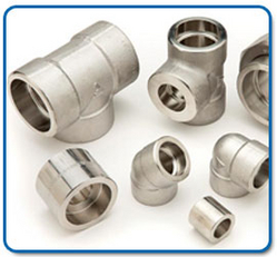 Nickel Alloy Forged Fittings from VISION ALLOYS