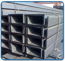 Mild Steel Channel from VISION ALLOYS