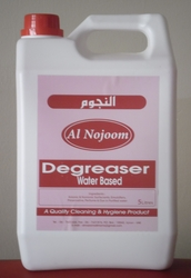 Heavy Duty Degreaser 4x5 L  from  AL NOJOOM CLEANING EQUIPMENT LLC