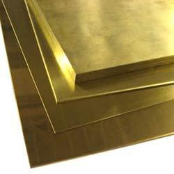 Brass Sheets from HONESTY STEEL (INDIA)