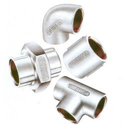 G.I Pipe Fittings from HONESTY STEEL (INDIA)