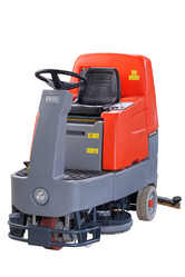 Roots Ride on Scrubber Drier Battery Operated UAE from  AL NOJOOM CLEANING EQUIPMENT LLC