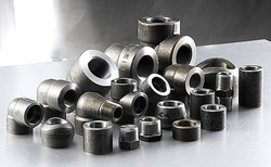 CARBON MILD STEEL THREADED PIPE FITTINGS IN UAE from AL ASHKAR TRADING CO