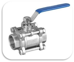 STAINLESS STEEL BALL VALVES 1PC 2PC AND 3PC IN UAE from AL ASHKAR TRADING CO