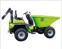 Hydrostatic Dumpers DH-350 (Max Capacity 3500kg) from MULTI MECH HEAVY EQUIPMENT LLC