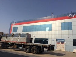 WATER CHILLERS FOR SAFETY SHOWERS EYE WASH UAE from DANA GROUP UAE-OMAN-SAUDI