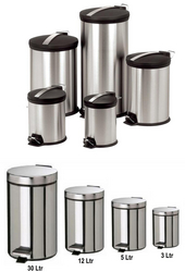 STAINLESS STEEL PEDAL BIN SUPPLIERS IN DUBAI UAE from GOLDEN DOLPHINS SUPPLIES