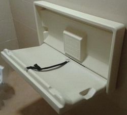 BABY CHANGING STATION FOR HOTELS AND MALLS from GOLDEN DOLPHINS SUPPLIES