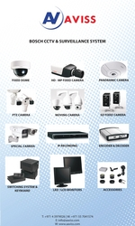 Bosch CCTV and Access Control from AVISS LLC