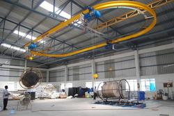 Monorails & crane girders suppliers in UAE