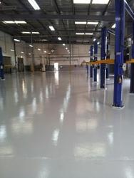 ANTI SLIP FLOORING UAE  from WHITE METAL CONTRACTING LLC