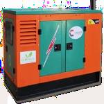 Cooper Soundproof Generator in abudhabi