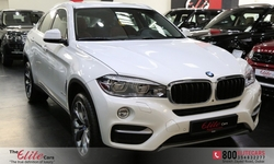 BMW X6 2016 SUPPLIERS IN UAE from THE ELITE CARS