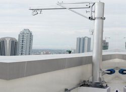 Davit systems suppliers in Abu Dhabi from MALT TECHNICS