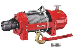 RECOVERY WINCH from AMCA HYDRAULICS