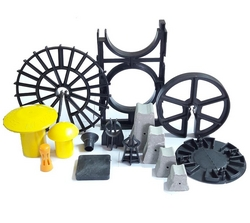 PLASTIC SPACERS SUPPLIERS from REGENT BUILDING MATERIALS TRADING LLC